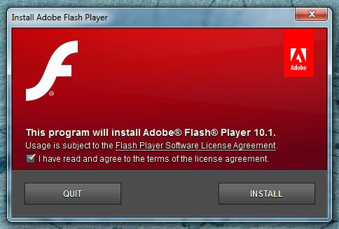 lash player update